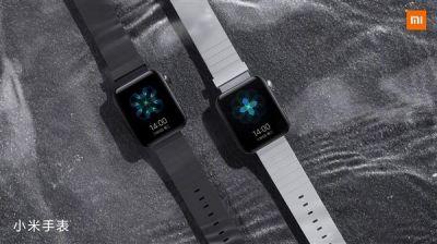 外媒吐槽小米手表太像Apple Watch!小米官方:系统决定的