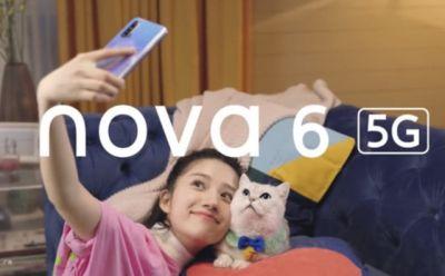 新科状元!DxOMARK公布华为nova6 5G手机前置摄像头得分