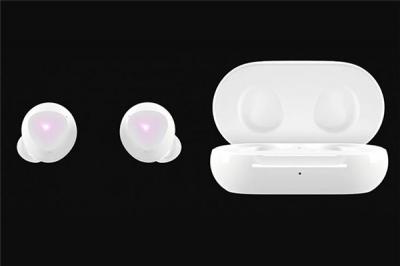三星Galaxy Buds +真无线耳机渲染图曝光,或将在2020年初发布