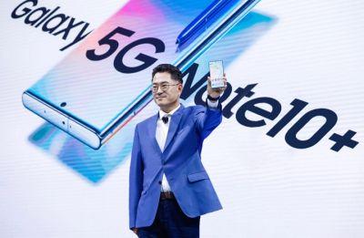 三星宣布2019年售出670万部5G手机 5G手机市场占有率过半
