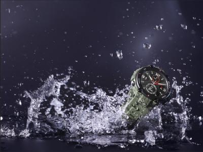 华米T-Rex全新系列智能手表将亮相CES 2020!1月8日见