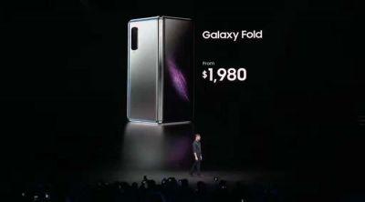 三星Galaxy Fold国行版将于11月8日开卖 售价低于华为Mate X