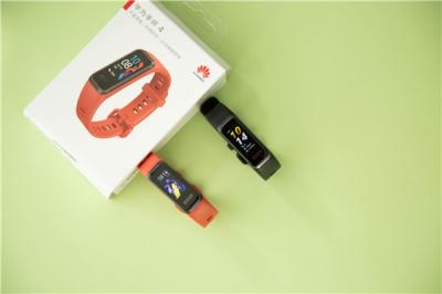 华为手环4评测:血氧心率睡眠实时监测,给你24小时健康守护