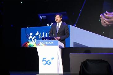 雷军:明年上半年小米2000元以上机型均支持5G