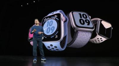 IDC全球2019年Q3可穿戴设备数据分析,苹果遥遥领先
