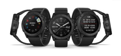 隐私保护+64天极限长续航! Garmin Tactix Delta智能手表上线